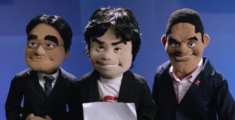 Les bandes-annonces présentées lors de la conférence de Nintendo