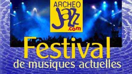 «Archéo Jazz festival» sur Bernay-radio.fr…