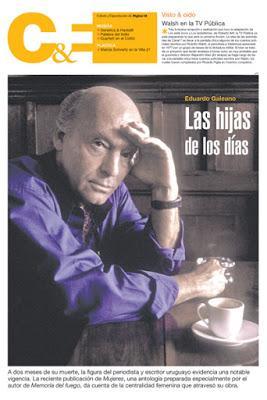 Hommage à Eduardo Galeano après la sortie de son livre posthume [Disques & Livres]