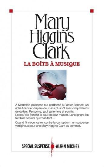 La boîte ŕ musique - Mary Higgins Clark