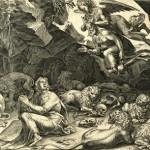 illustration de la bible