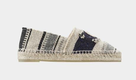 Chanel espadrilles marinière 2015 Esprit de Gabrielle