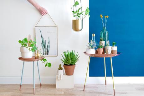 la tendance cuivre et laiton en d coration paperblog. Black Bedroom Furniture Sets. Home Design Ideas