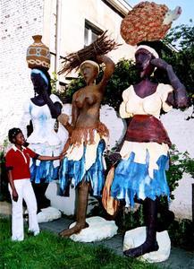 Artiste congolaise à découvrir à Oujda