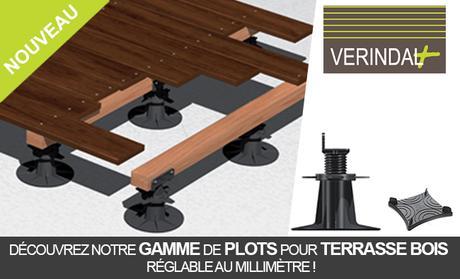 d couvrez notre gamme de plots r glables pour terrasse bois d couvrir. Black Bedroom Furniture Sets. Home Design Ideas