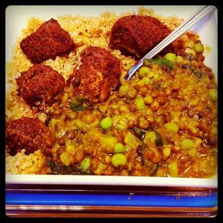 recette d'agneau et légumes en papillotes, plat de Ramadan, Ramazan