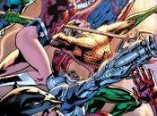 Justice league america brian hitch