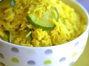 pilaf curry courgette