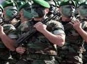 L'Algérie déploie hommes frontières avec Tunisie