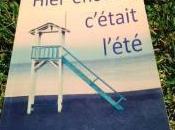 Hier encore, c'était l'été Julie Lestrange: roman lire été!!