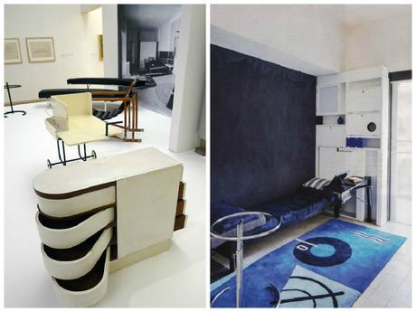 r ouverture villa cavrois villa e 1027 paperblog. Black Bedroom Furniture Sets. Home Design Ideas