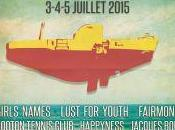 Girls Names, Lust Youth, Happyness, Druf (Rockorama 2015)