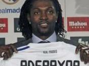 [VIDEO] footballeur Emmanuel Adebayor convertit l'islam