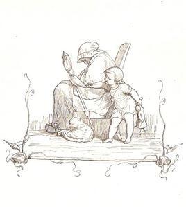 Présentation d'un poète : Edmond Rostand, le petit chat