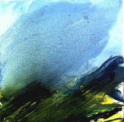 Olivier debr abstraction lyrique orl ans paperblog for Abstraction lyrique