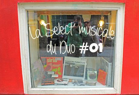 La select' musicale du duo