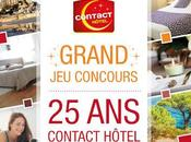 plan l'occasion CONTACT HÔTEL, weekends sont gagner