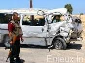 Egypte encore attentat contre policiers dans Nord-Sinaï