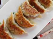 Raviolis grillé gyoza canard