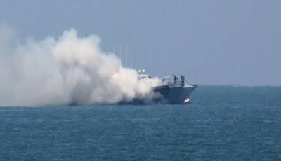 Attaque inédite de l'État Islamique contre un navire de l'armée égyptienne