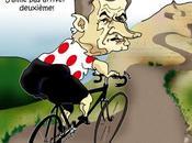 Sarkozy grimpeur hors catégorie dans montagne affaires