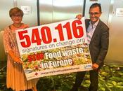 Amendement Historique voté Parlement européen contre gaspillage alimentaire