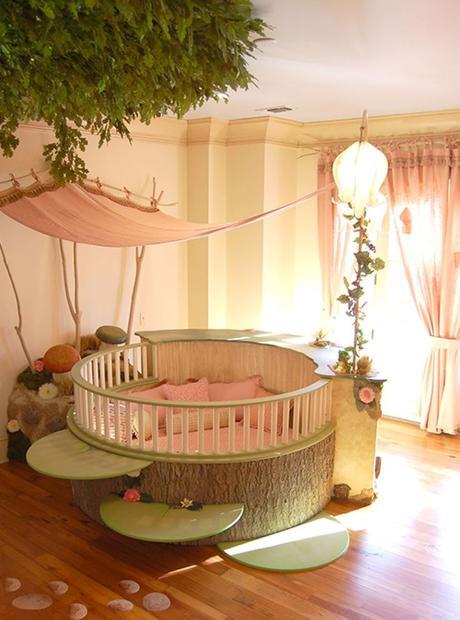 lit enfant tout rond : spécial princesse | À découvrir