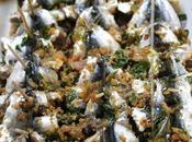 Sardines farcies sicilienne