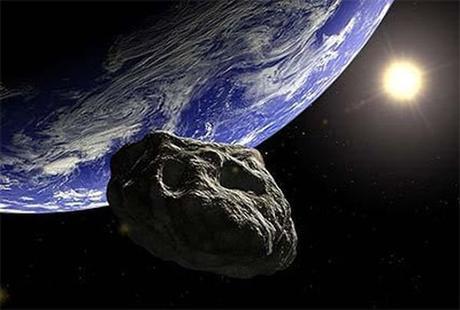 L'astéroïde 2011 MD frôle la Terre, a 12.000 km au-dessus de l'océan Atlantique...