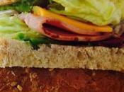 Sandwich pratique léger pour aventures réussies