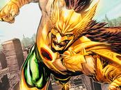 Legends Tomorrow Hawkman sera d'abord introduit dans Arrow Flash