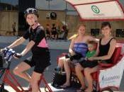 Ste-Cath coeur tourisme avec Vélo Pousse