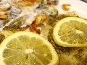 Recette poisson croûte fenouil, haricots verts, sauce yaourt (cuisine scandinave)