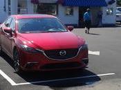 Roadtrip Mazda6 2016 Jour fait chaud!