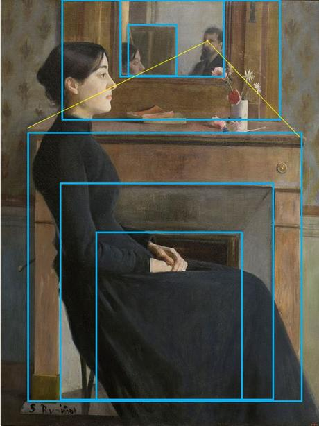 Le peintre en son miroir 3 de la vanit la virtuosit for Tout prend son sens dans le miroir
