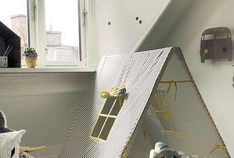 tente enfant d 39 int rieur paperblog. Black Bedroom Furniture Sets. Home Design Ideas