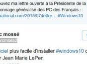 CNIL veille Windows