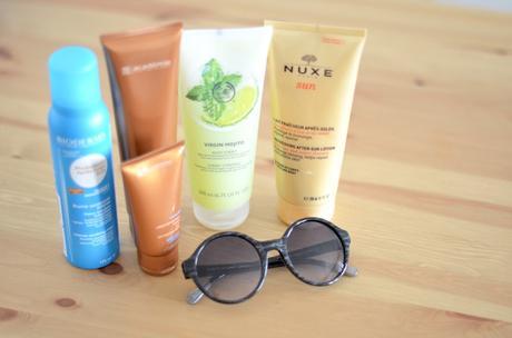 60 jeudi beauty mes produits apr s soleil paperblog - Astuce pour ne pas peler apres un coup de soleil ...