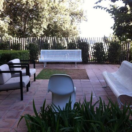 Visite de la villa noailles hy res voir for Jardin villa noailles hyeres