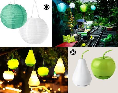des luminaires solaires pour votre jardin lire. Black Bedroom Furniture Sets. Home Design Ideas