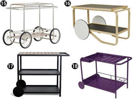 la desserte mobilier utile et design d couvrir. Black Bedroom Furniture Sets. Home Design Ideas