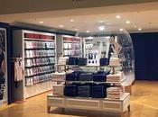 Princesse Uniqlo store Galeries Lafayette Haussmann ouvert