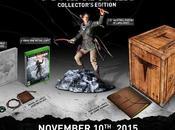 version collector Rise Tomb Raider