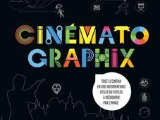 Cinématographix, livre 100% graphique cinéma!
