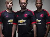 Adidas Manchester United Maillot third 2015-16