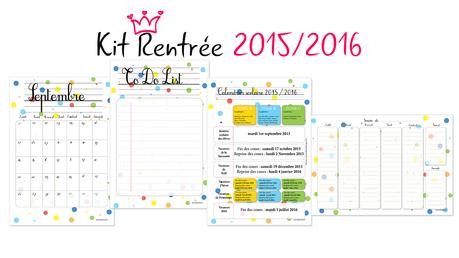 kit de rentr e des classes 2015 2016 t l charger paperblog. Black Bedroom Furniture Sets. Home Design Ideas
