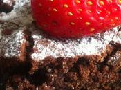 torta caprese, gâteau Capri sans gluten!!!