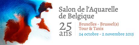 Salon de l aquarelle de belgique bruxelles d couvrir - Salon de l etudiant bruxelles ...