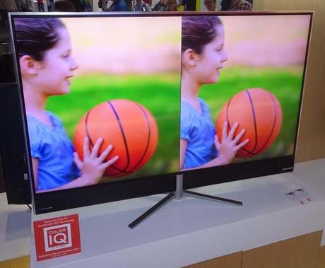 Ifa 2015 nouvelle s rie de tv thomson a9 avec for Salon nouvelle technologie