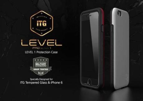 Promo de la semaine: Une coque Ultra fine certifiée standard militaire pour iPhone 6 à 14,95€ (-50%)